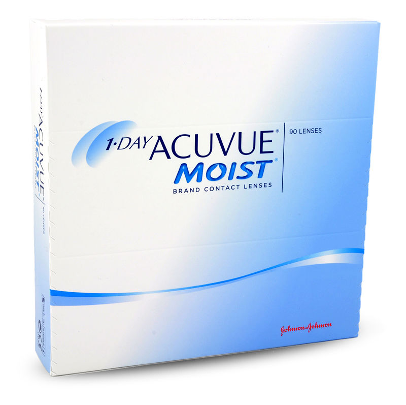 1-Day Acuvue Moist (2x90)