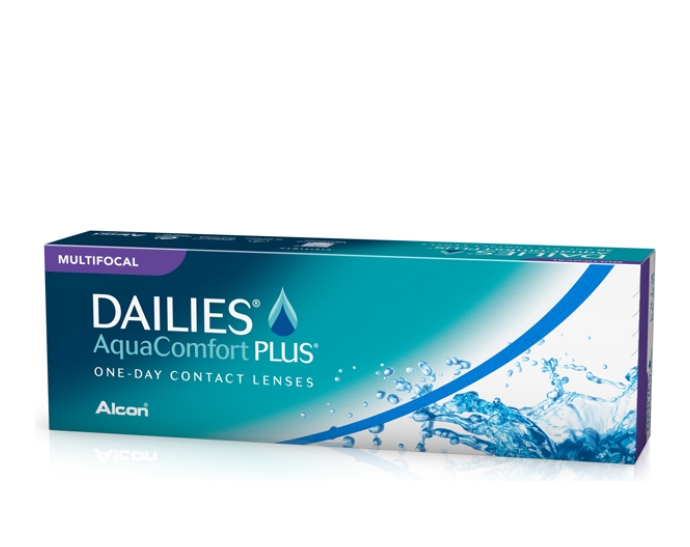 DAILIES AquaComfort Plus Multifocal 30box
