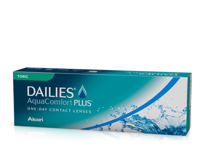 DAILIES AquaComfort Plus Toric 30box